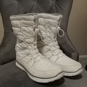 Khombu winter white boots as 10m